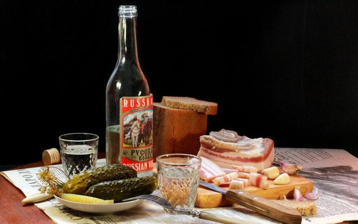 Алкоголь и холестирин