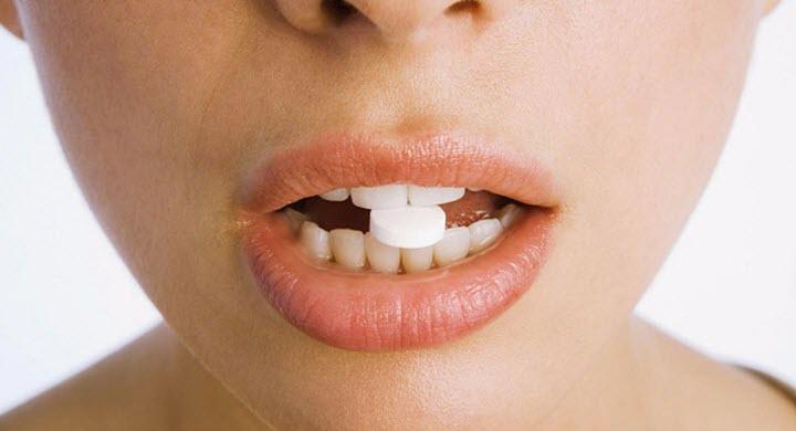 Преоральный прием лекарств