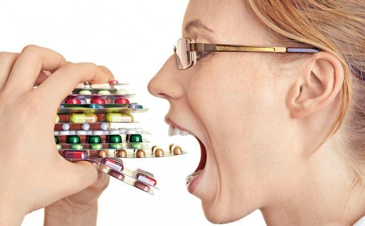 Передозировка препарата
