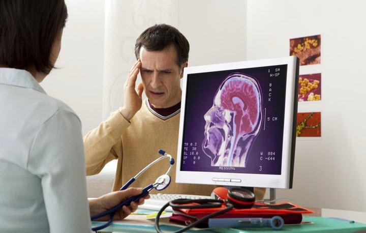 Головные боли при гипертонии