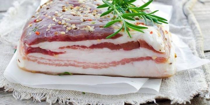 Полезные свойства свиного сала