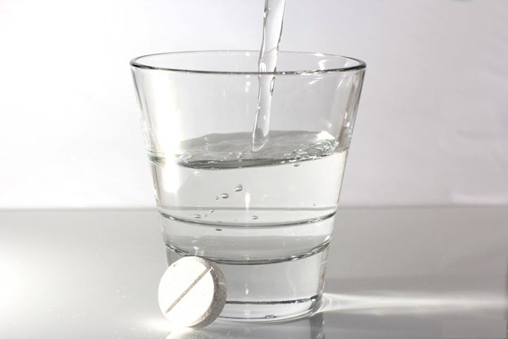 Как пить аспирин