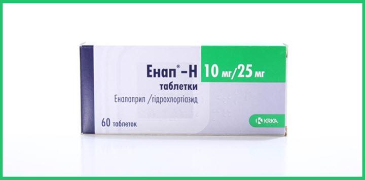 Препарат Энап-н