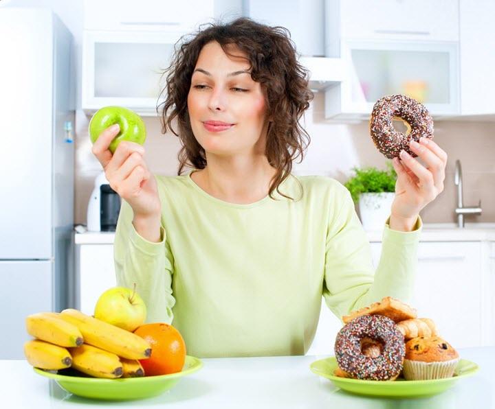 Выбор здорового питания