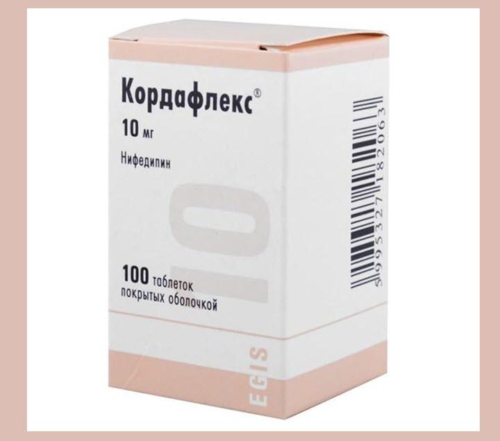 Препарат кордафлекс