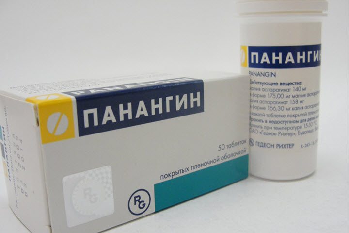Панангин препарат
