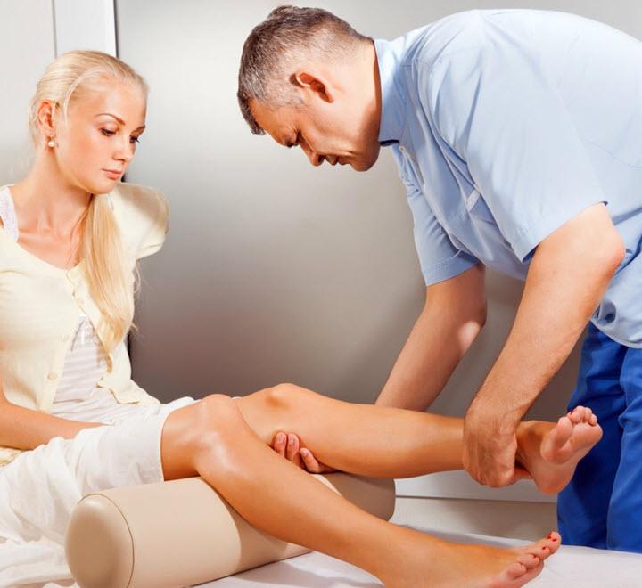 Болят ноги причины диагностика лечение