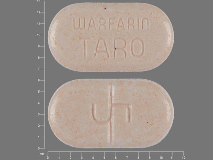 Дозировка Варфарина