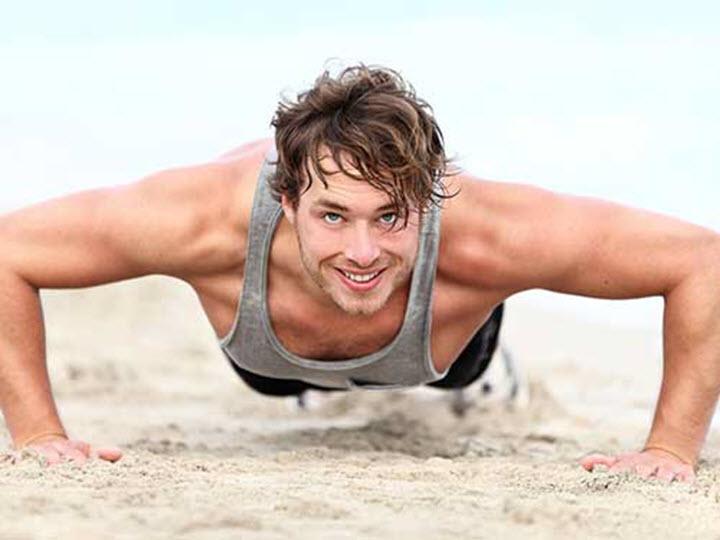 Необходима физическая активность