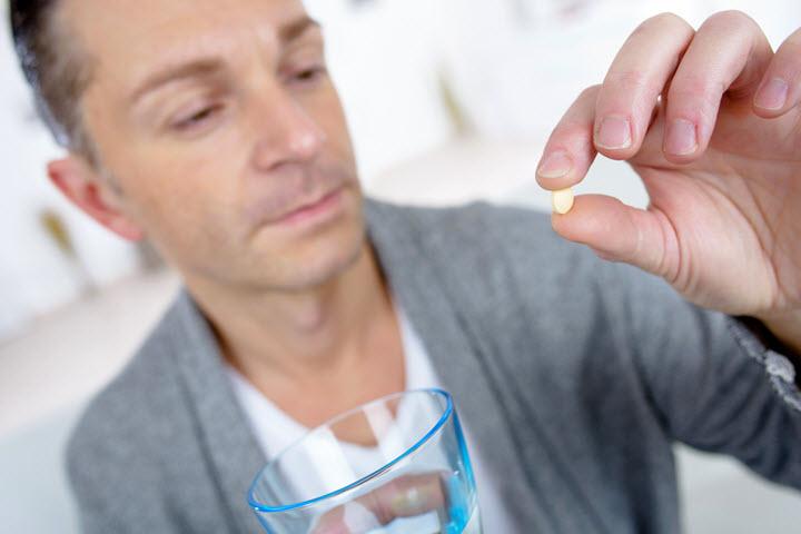 Прием препаратов железа