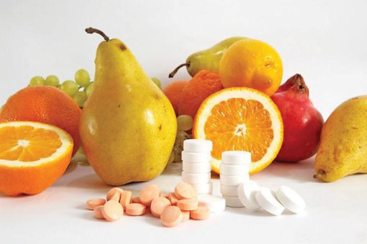 Борьба с авитаминозом