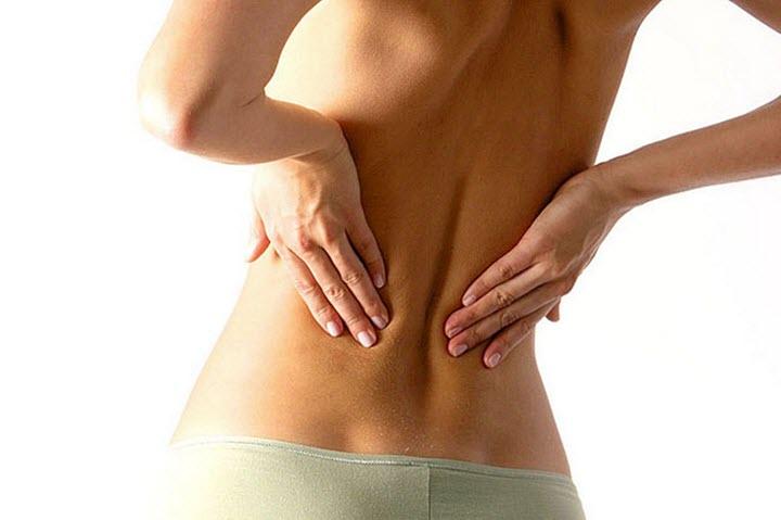Боль в спине и мышцах