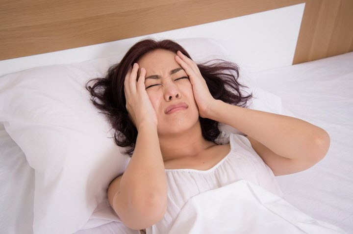 Головная боль может быть симптомом повышенного липопротеина в крови