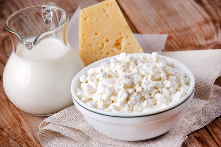 Молочные продукты как источник кальция