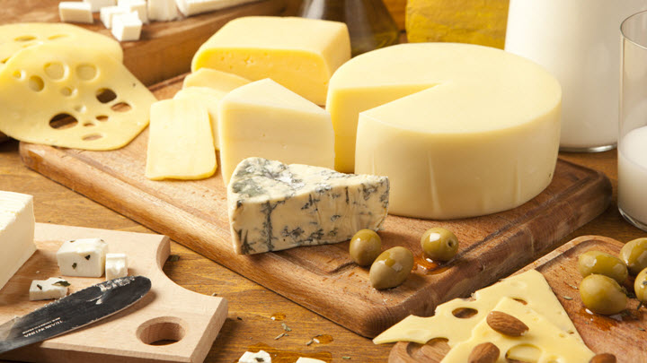 Сыр при высоком холестерине
