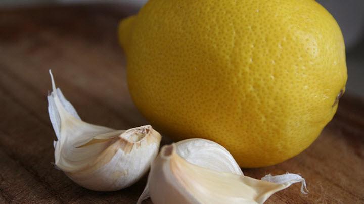Чеснок и лимон при повышенном холестерине