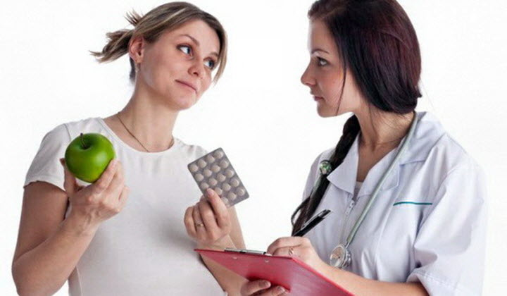 Профилактика и лечение анемии при беременности