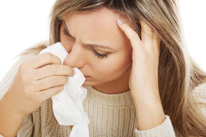 Хроническое носовое кровотечение