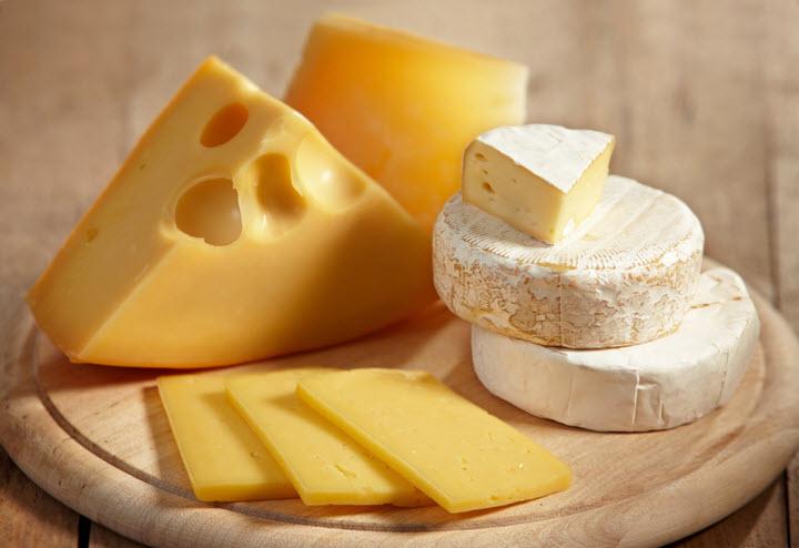 Влияние сыра на холестерин