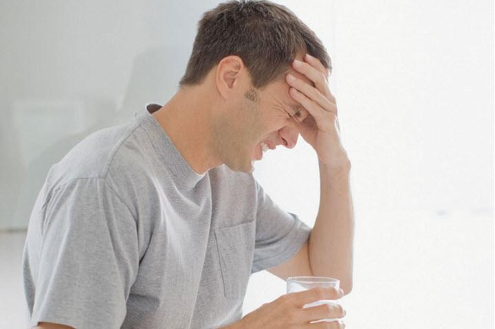 Головные боли при малокровии