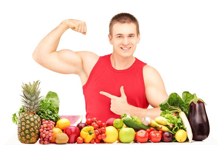 Анемия у вегетарианцев