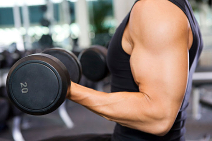 Тяжелые физические упражнения