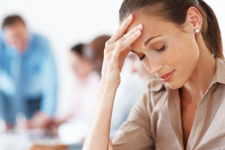 Головная боль может стать побочным действием