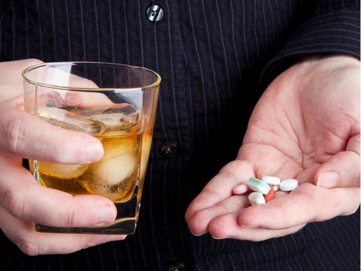 Совместимость Панангина с алкоголем