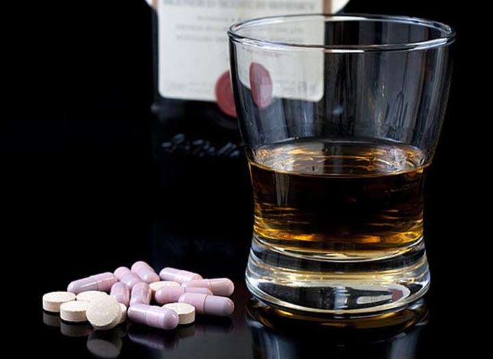 Совместимость алкоголя и корвалола