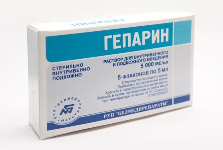 Гепарин для инъекций