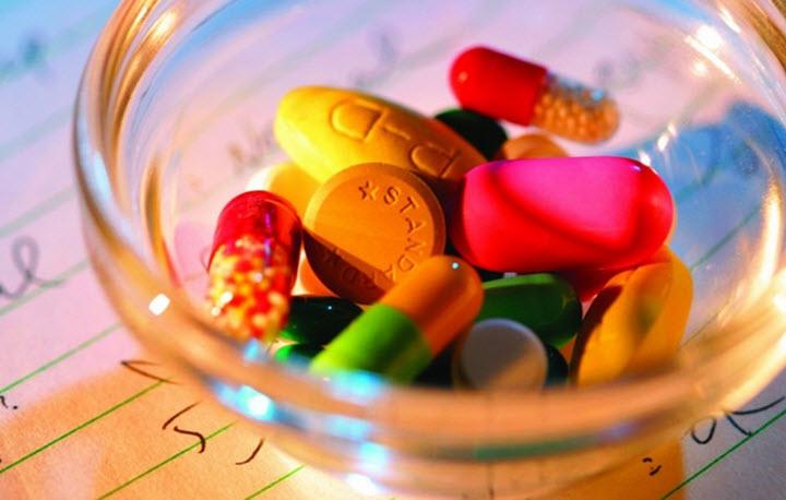 Применение препаратов при давлении