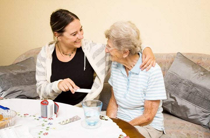 Забота о здоровье в пожилом возрасте