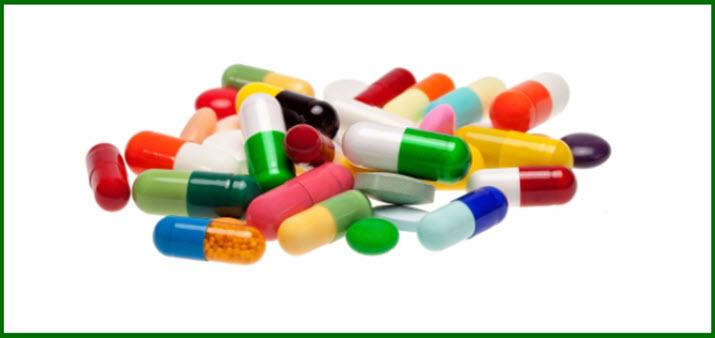 Таблетки от глистов