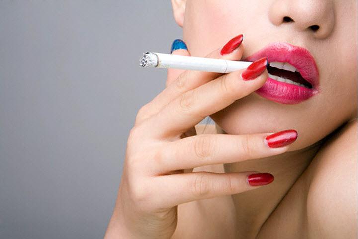 Курение и показатель hct в крови