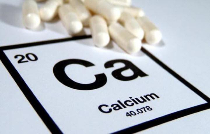 Препараты кальция