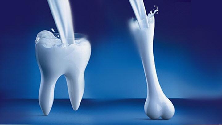 Кальций для зубов и костей