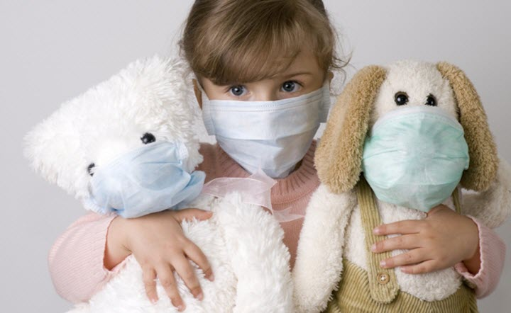 Острый лейкоз у ребенка