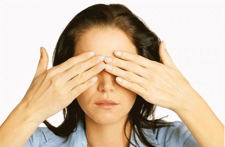 Глазная боль при высоком давлении