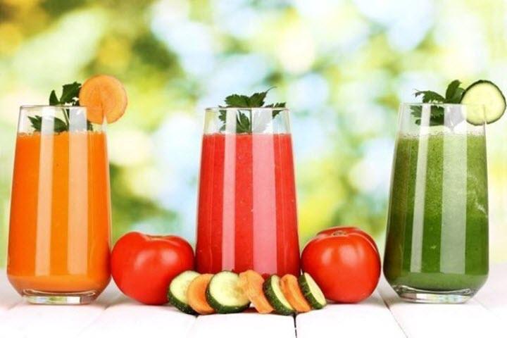Овощные соки при тахикардии