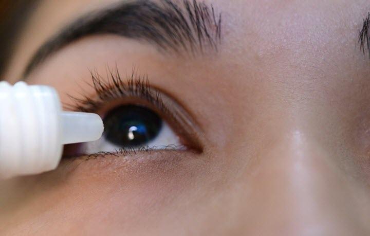 Капли при глазном давлении